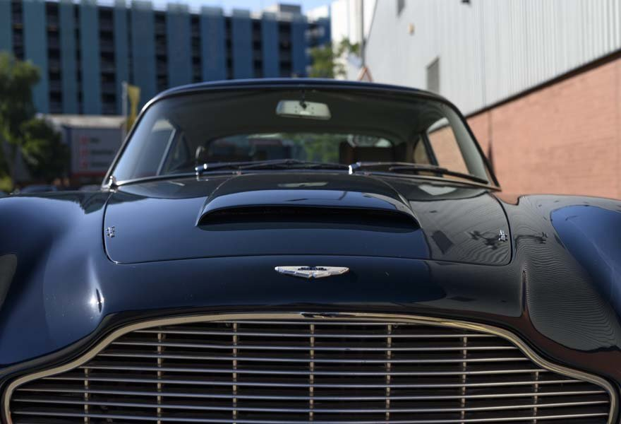 1967 Aston Martin DB6 Series I (RHD) For Sale (picture 11 of 24)