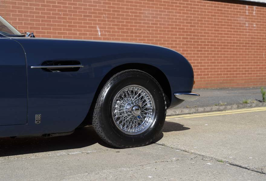 1967 Aston Martin DB6 Series I (RHD) For Sale (picture 12 of 24)