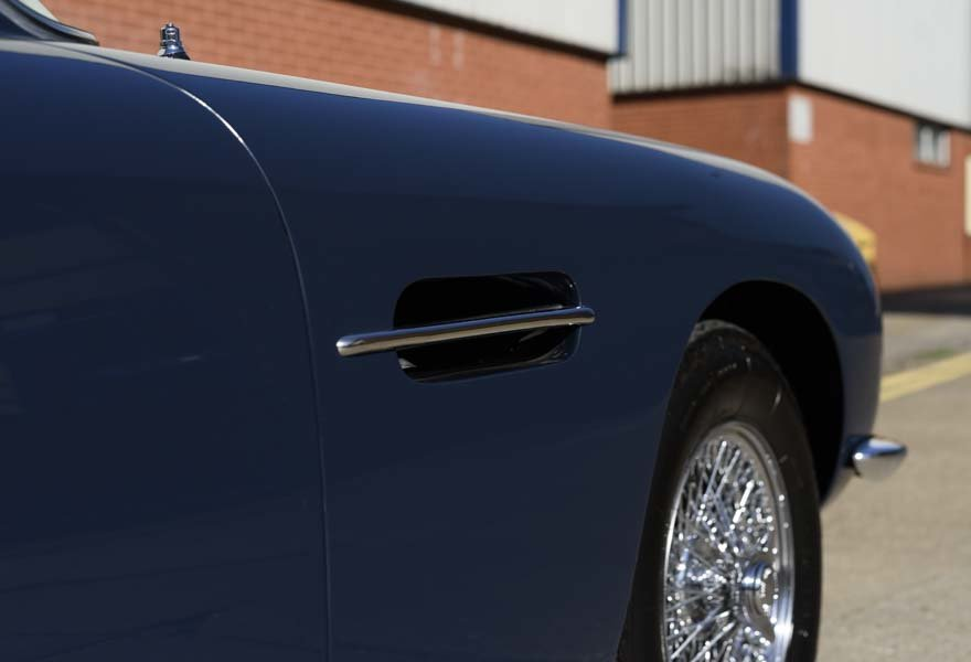 1967 Aston Martin DB6 Series I (RHD) For Sale (picture 13 of 24)