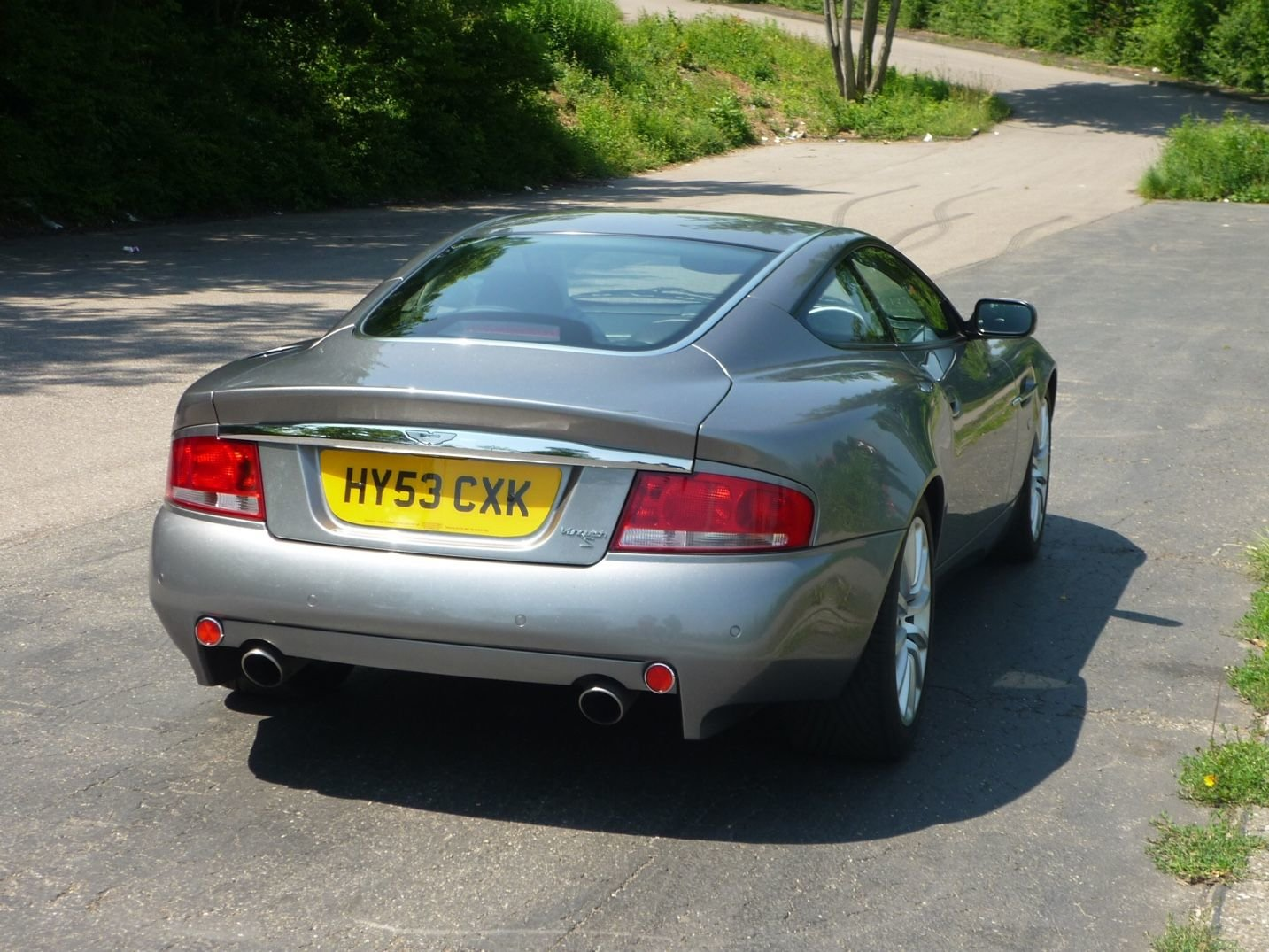 2004 Aston Martin Vanquish For Sale (picture 5 of 6)