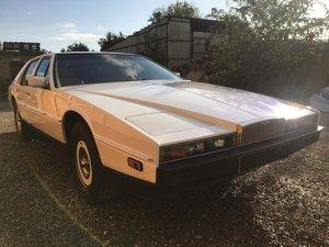 1982 Aston Martin Lagonda 20,000 miles P/X Or Swap