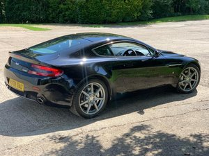 2008 Aston Martin V8 Vantage - immaculate and low mileage