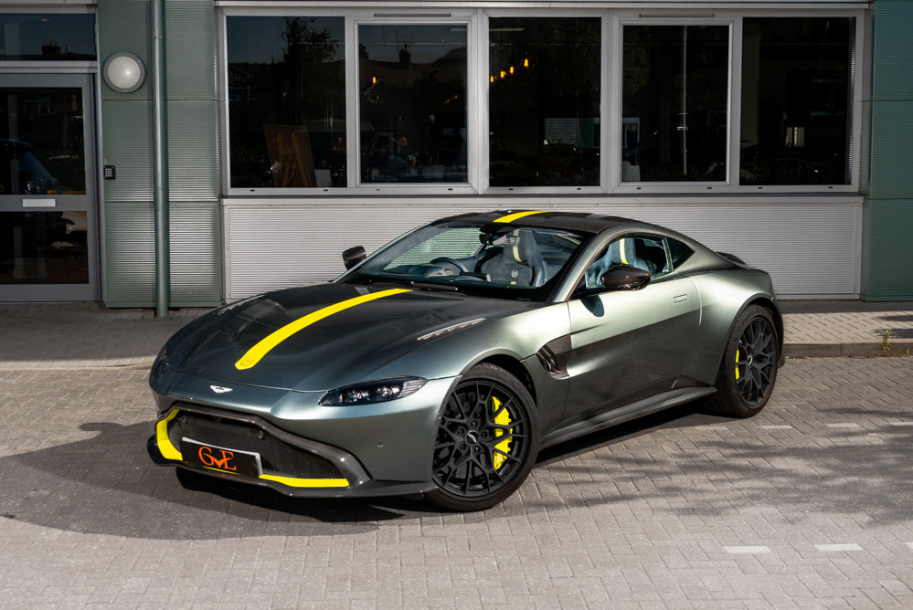2020 Aston Martin V8 Vantage Amr Sold Car And Classic Car And Classic