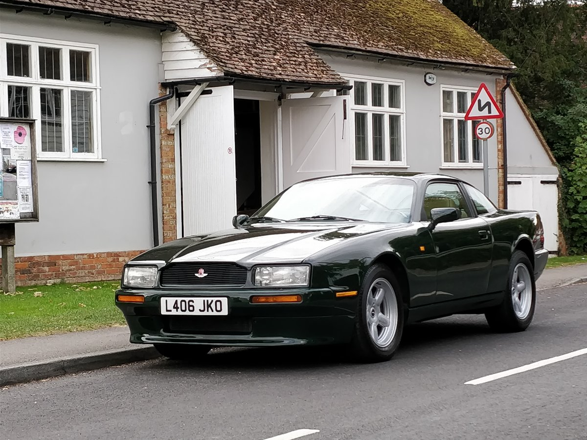 Picture of 1994 Aston Martin Virage Coupe LHD manual For Sale