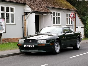 1994 Aston Martin Virage Coupe LHD manual