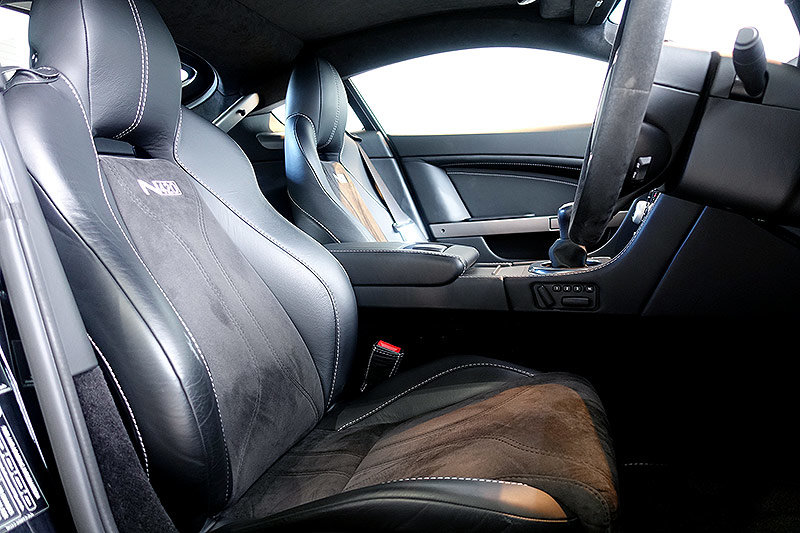 2012 Special Edition V8 Vantage N420, manual, 14,400 kms, books For Sale (picture 5 of 6)