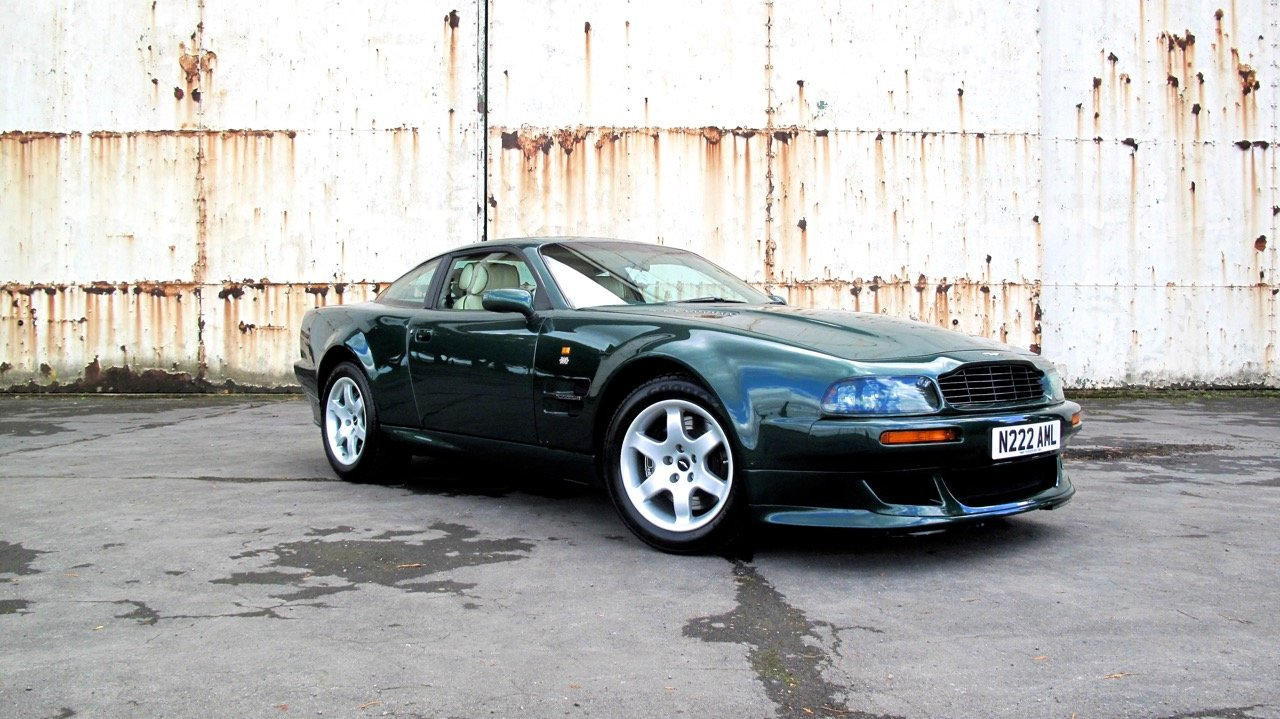 1996 Aston Martin Vantage V550 For Sale (picture 1 of 8)