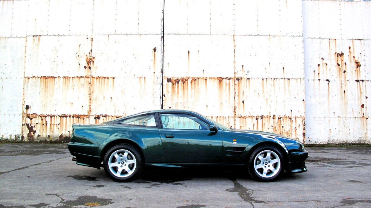 1996 Aston Martin Vantage V550 For Sale (picture 2 of 8)