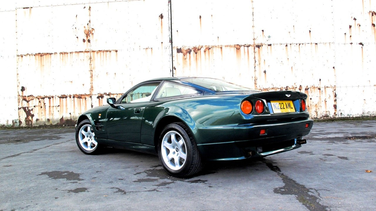 1996 Aston Martin Vantage V550 For Sale (picture 3 of 8)