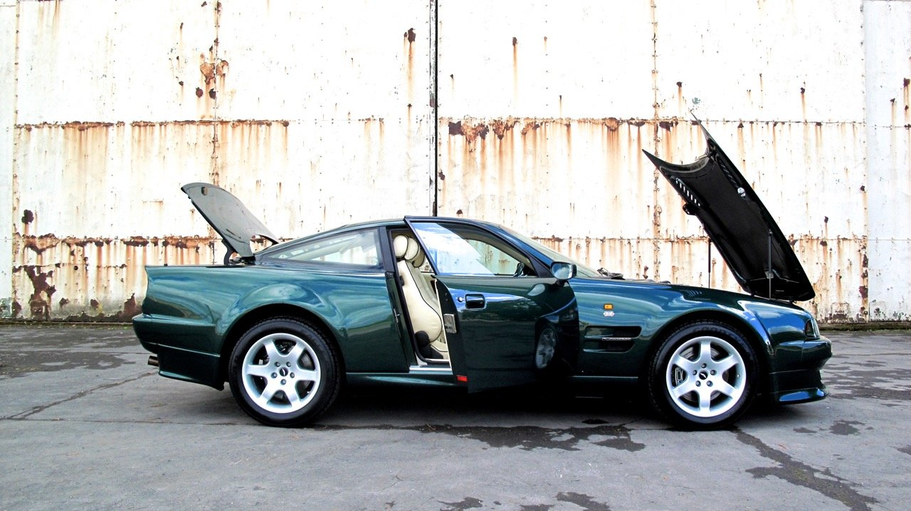 1996 Aston Martin Vantage V550 For Sale (picture 7 of 8)