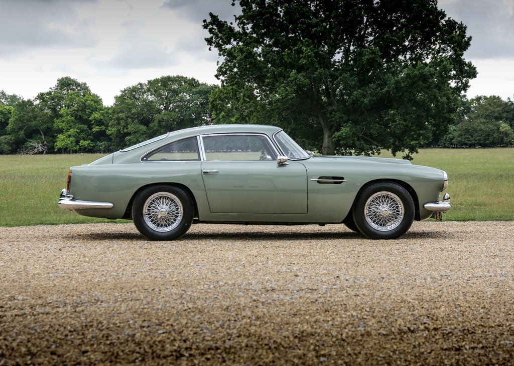 1960 Aston Martin DB4 Series II For Sale by Auction (picture 1 of 6)