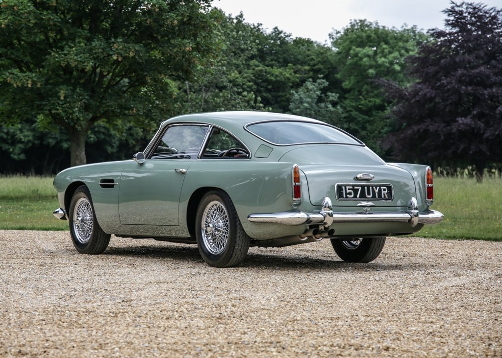 1960 Aston Martin DB4 Series II For Sale by Auction (picture 2 of 6)