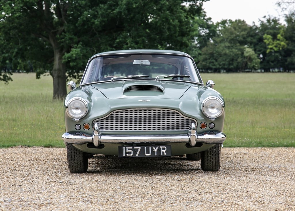 1960 Aston Martin DB4 Series II For Sale by Auction (picture 3 of 6)