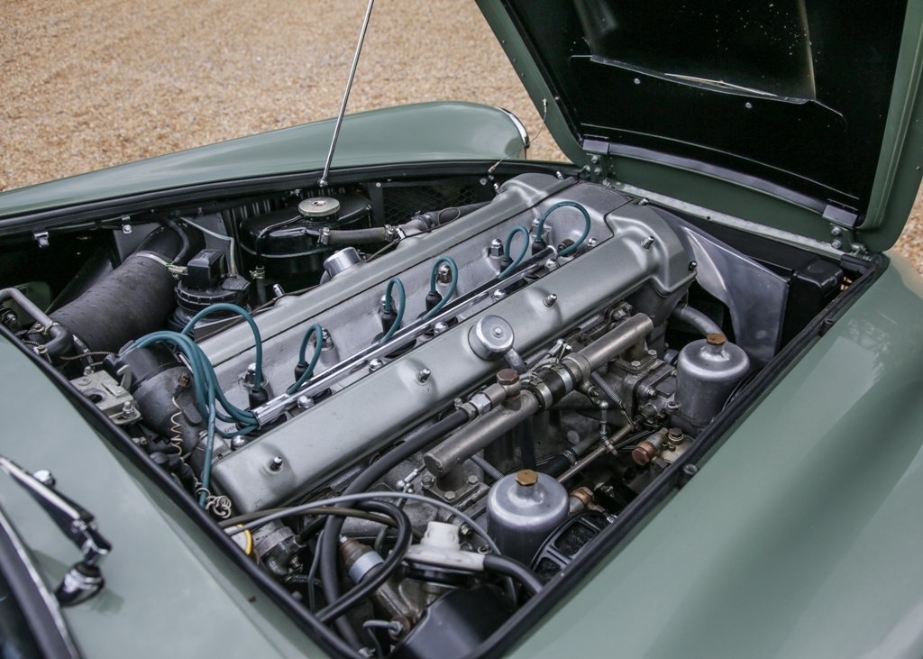 1960 Aston Martin DB4 Series II For Sale by Auction (picture 4 of 6)