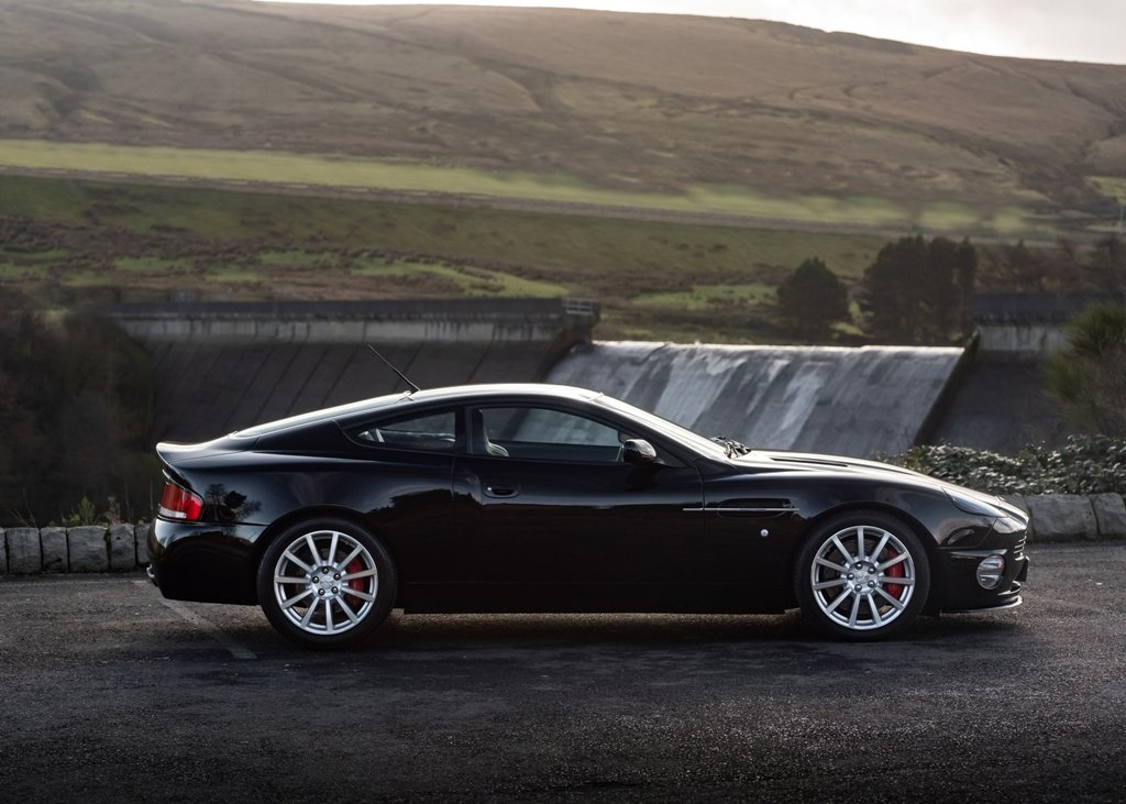 2007 Aston Martin Vanquish S Ultimate For Sale (picture 1 of 6)