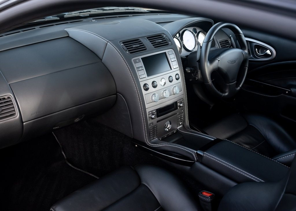 2007 Aston Martin Vanquish S Ultimate For Sale (picture 3 of 6)