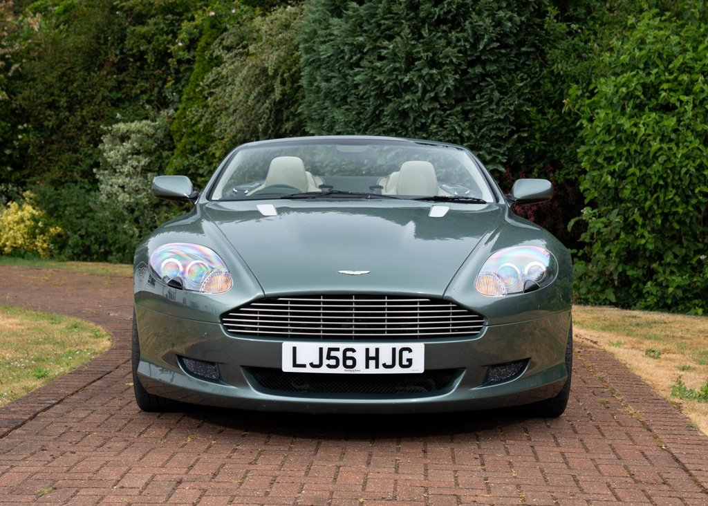 2006 Aston Martin DB9 Volante SOLD by Auction (picture 4 of 6)