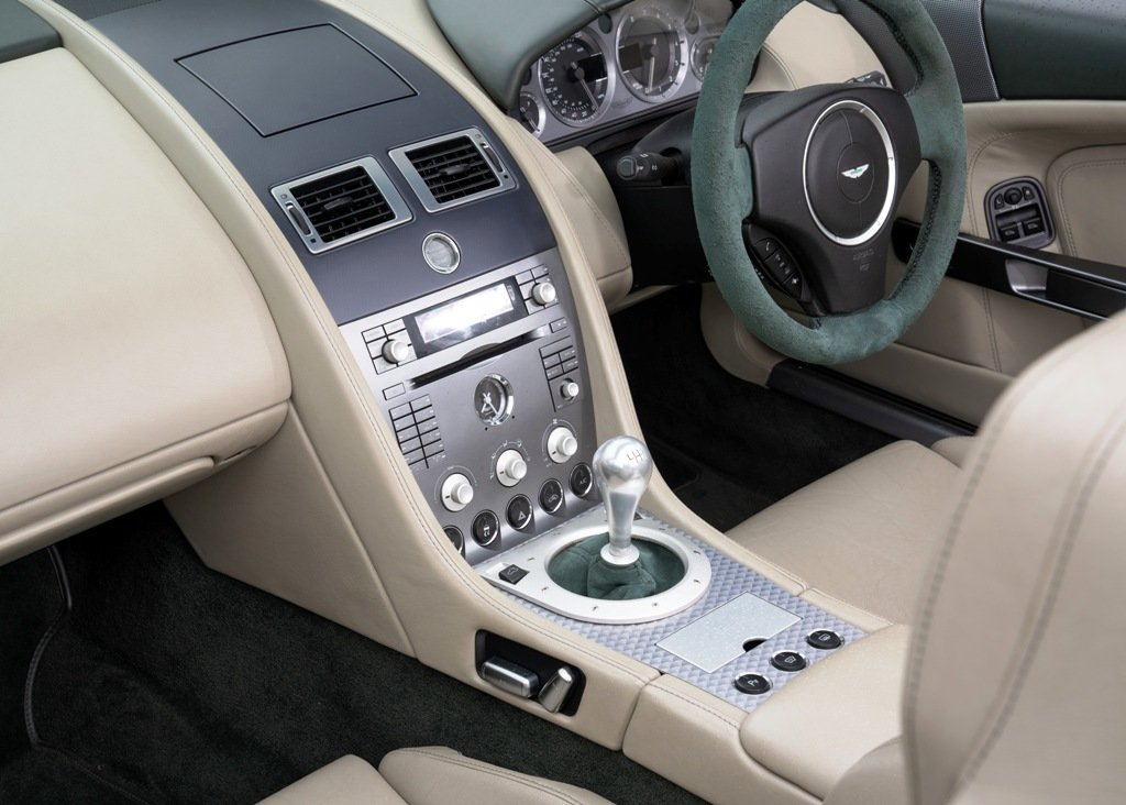 2006 Aston Martin DB9 Volante SOLD by Auction (picture 6 of 6)