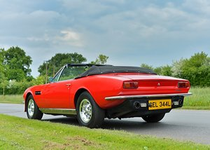 1973 Aston Martin V8 Series II Banham Convertible For Sale by Auction