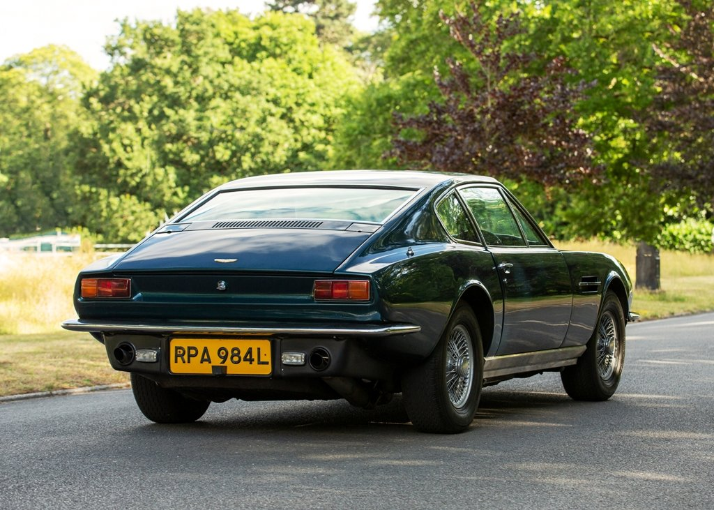 1973 Aston Martin Vantage SOLD by Auction (picture 3 of 6)