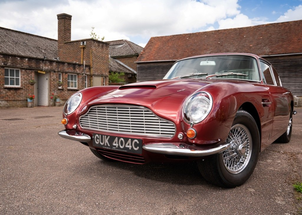 1965 Aston Martin DB6 For Sale (picture 6 of 6)
