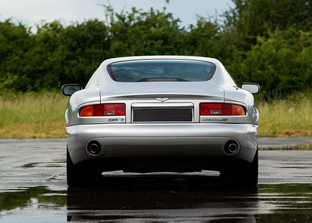 2000 Aston Martin DB7 Vantage SOLD by Auction (picture 2 of 6)