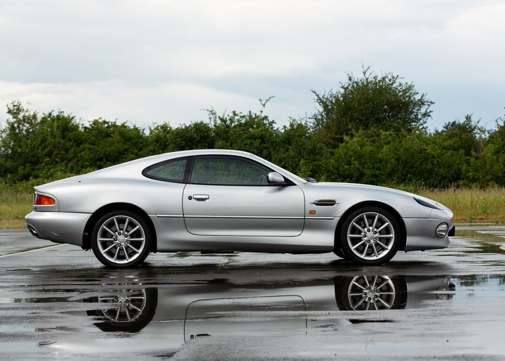 2000 Aston Martin DB7 Vantage SOLD by Auction (picture 4 of 6)