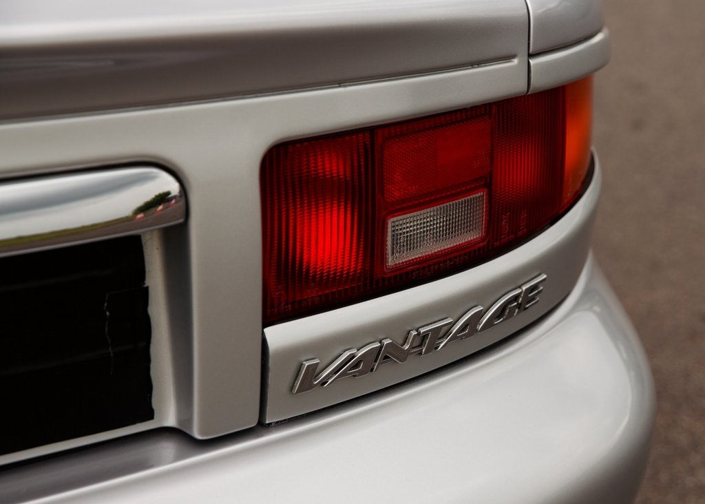 2000 Aston Martin DB7 Vantage SOLD by Auction (picture 6 of 6)