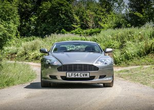 Picture of 2005 Aston Martin DB9 Coup SOLD by Auction