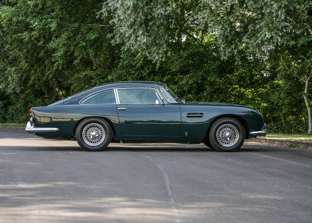 1965 Aston Martin DB5 SOLD by Auction (picture 1 of 6)