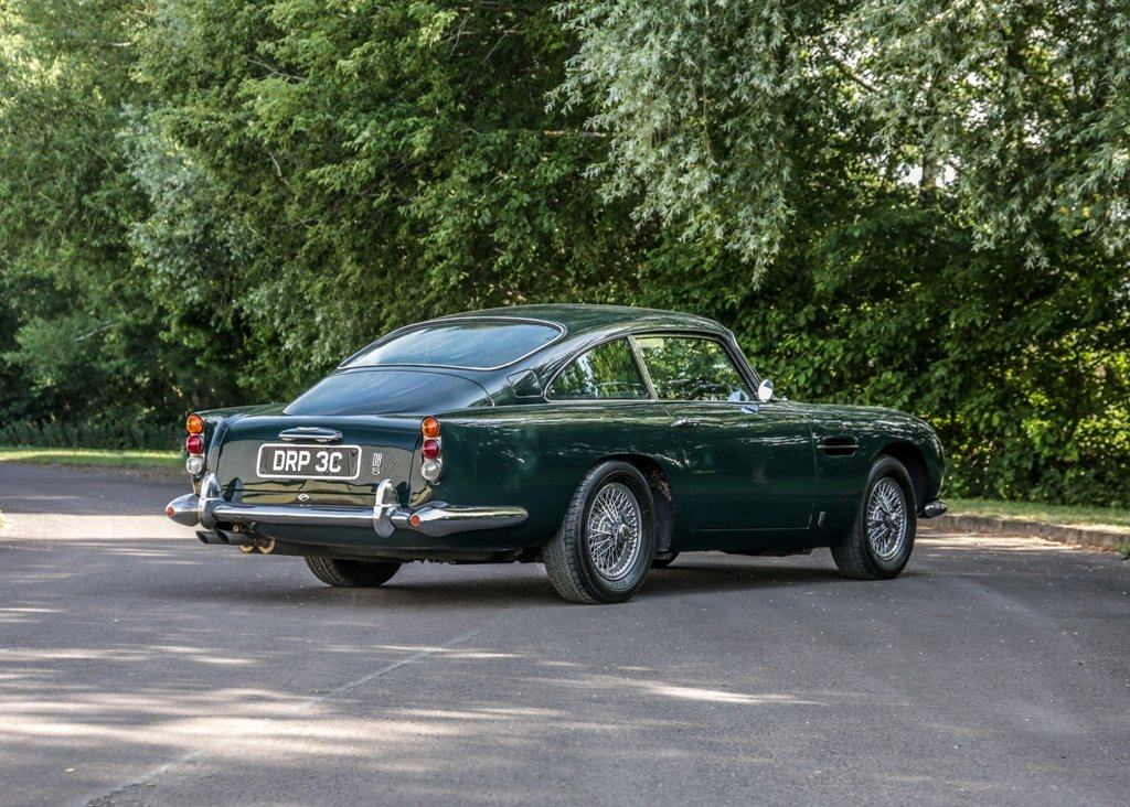 1965 Aston Martin DB5 SOLD by Auction (picture 2 of 6)