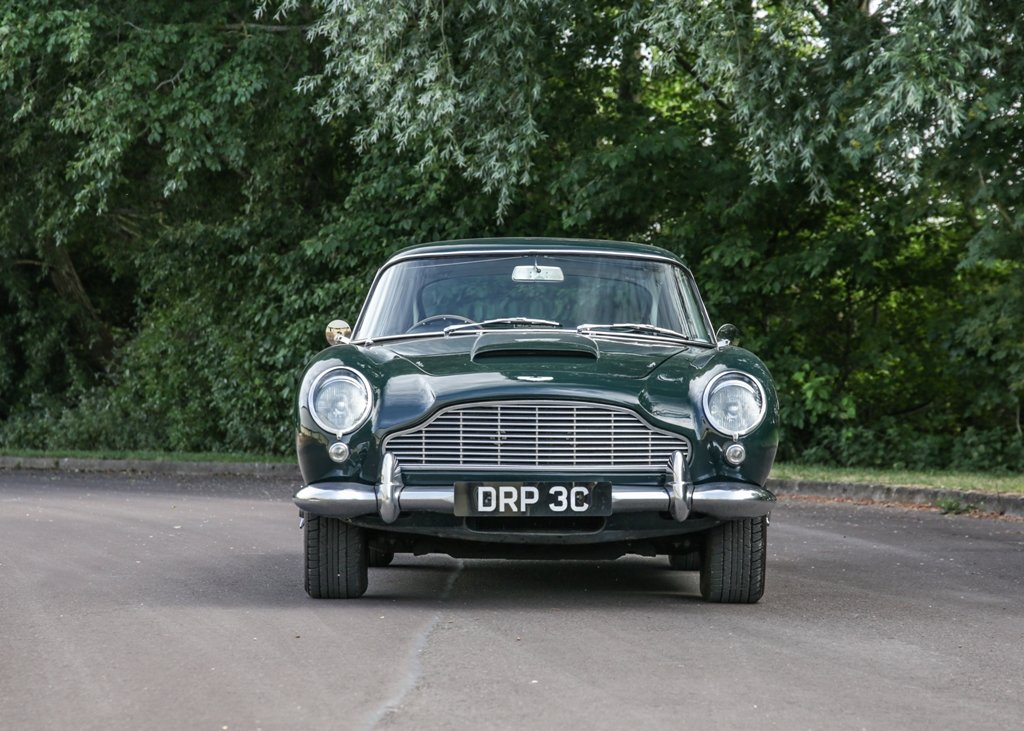 1965 Aston Martin DB5 SOLD by Auction (picture 6 of 6)