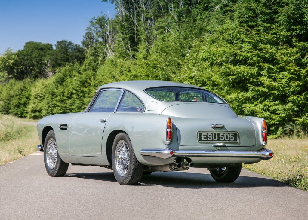 1961 Aston Martin DB4 Series II SOLD by Auction (picture 6 of 6)