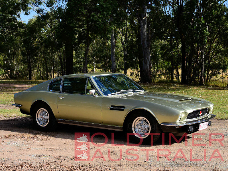 1973 Aston Martin V8 SOLD (picture 1 of 6)