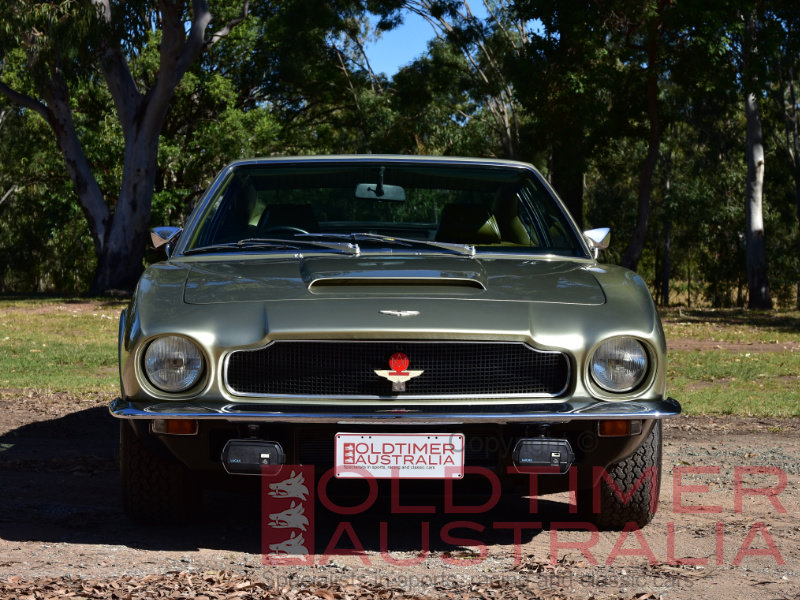 1973 Aston Martin V8 SOLD (picture 2 of 6)