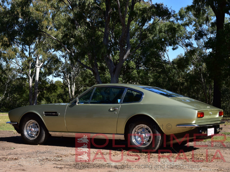 1973 Aston Martin V8 SOLD (picture 4 of 6)