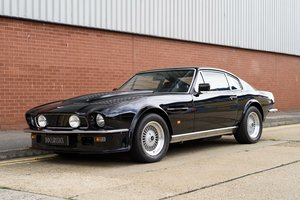 1988 Aston Martin V8 Vantage X Pack Coupe (RHD)