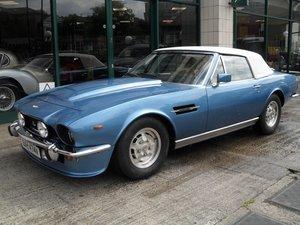 1979  Aston Mrtin V8 Volante RHD For Sale
