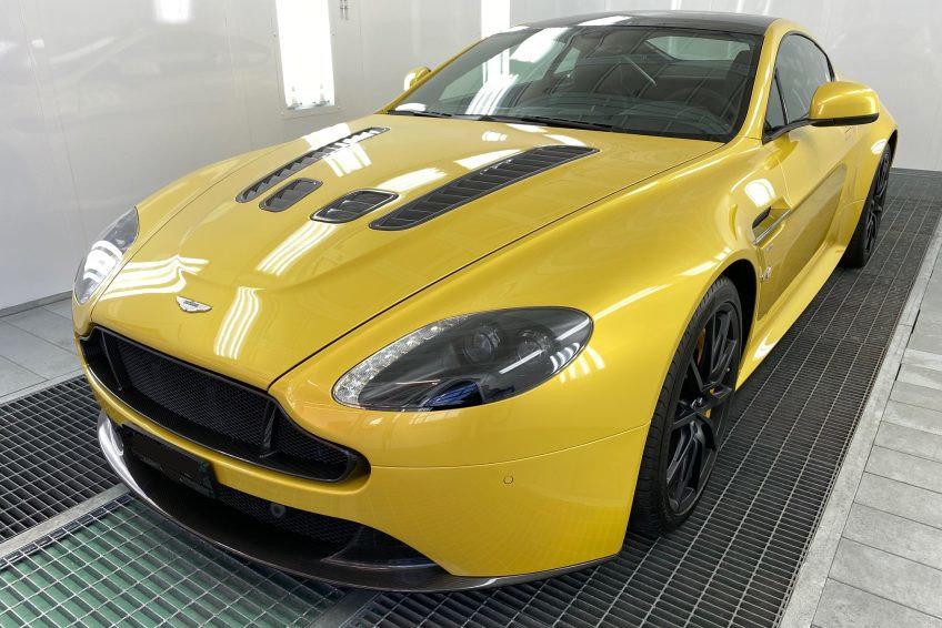 2013 Aston Martin V12 Vantage S For Sale (picture 2 of 6)