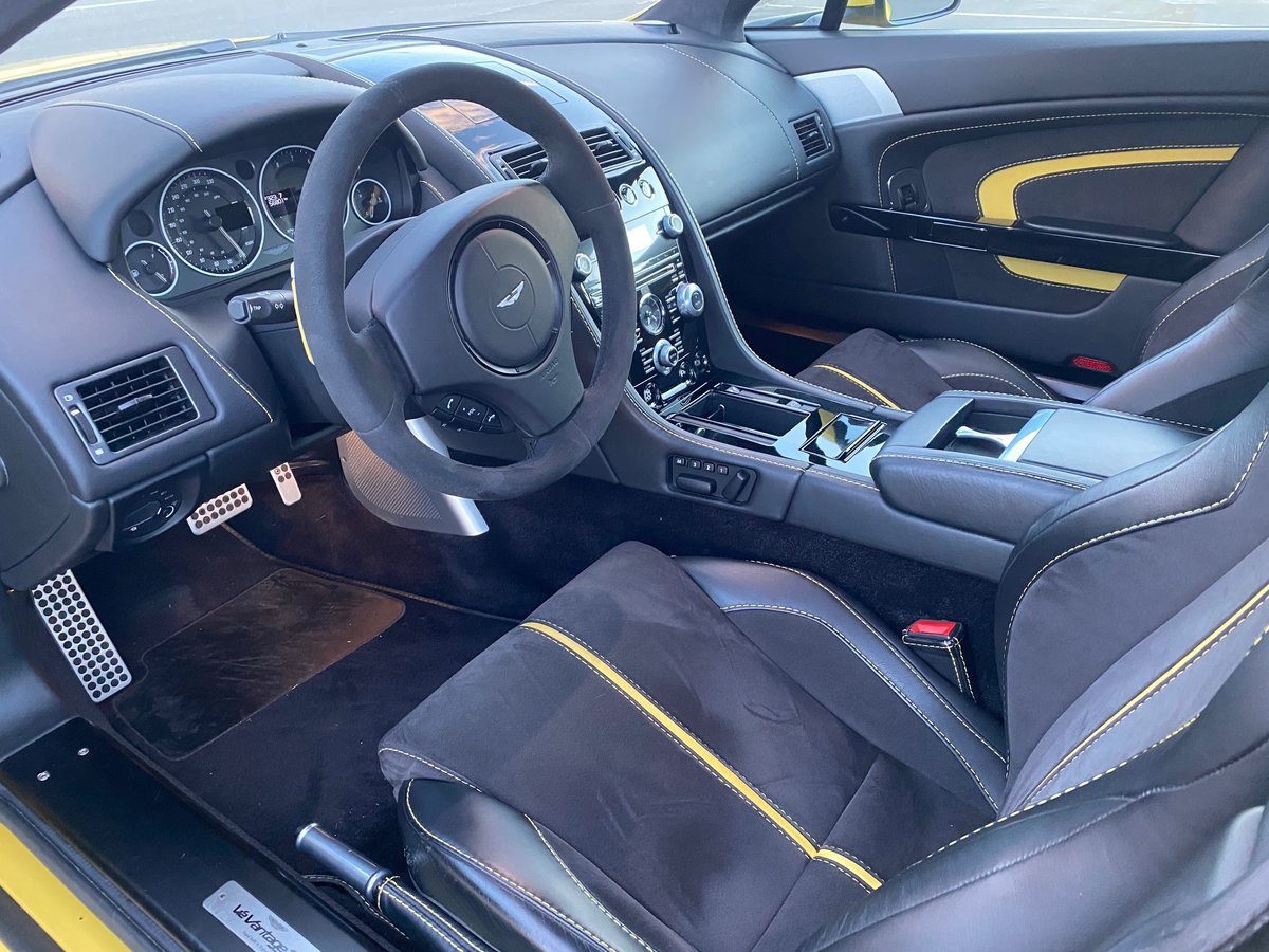 2013 Aston Martin V12 Vantage S For Sale (picture 4 of 6)
