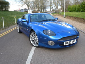 ASTON MARTIN DB7 GTA Ltd Edn