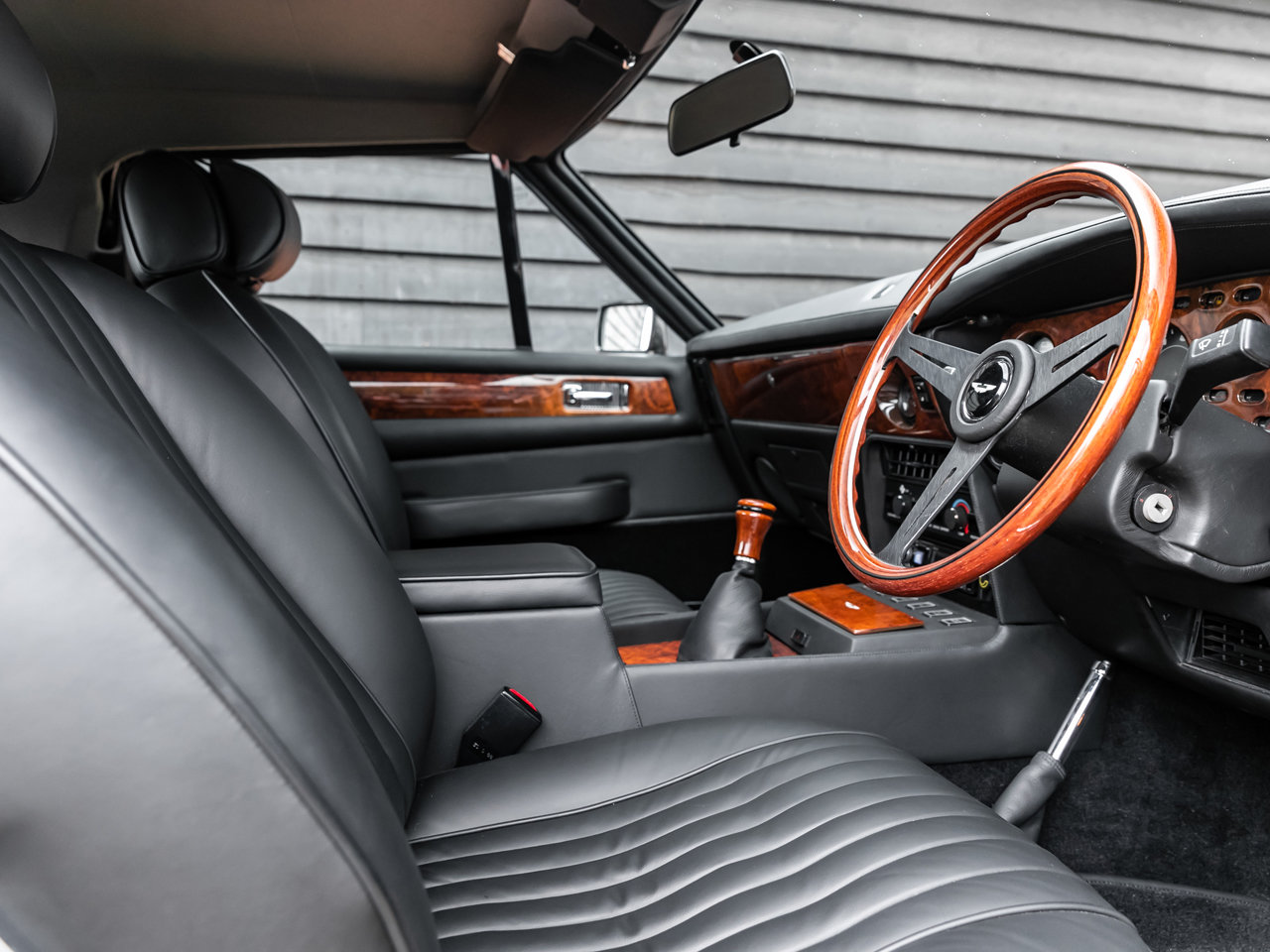 1989 Aston Martin V8 Vantage Volante PoW Adapted For Sale (picture 6 of 6)