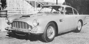 1960 Aston Martin DB4 GT For Sale