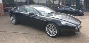 2010 Aston Martin Rapide (Temporary Pictures)