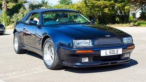 1995 ASTON MARTIN WIDE BODIED VIRAGE 5.3 V8 VOLANTE