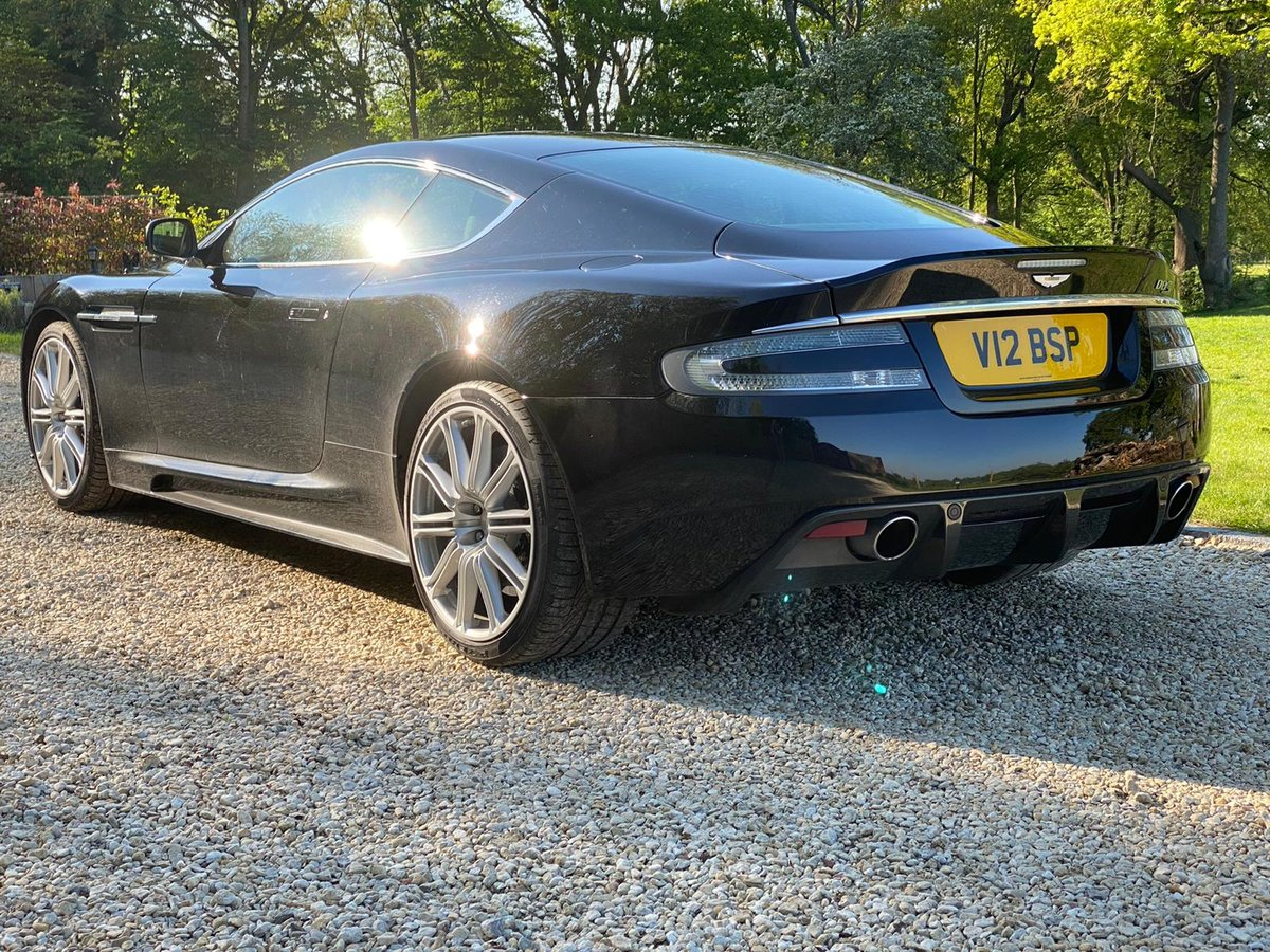 2008 Aston Martin DBS Coupe manual  For Sale (picture 4 of 5)