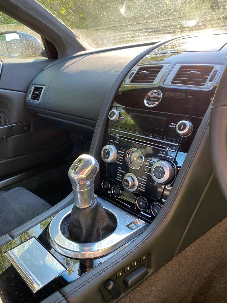 2008 Aston Martin DBS Coupe manual  For Sale (picture 5 of 5)