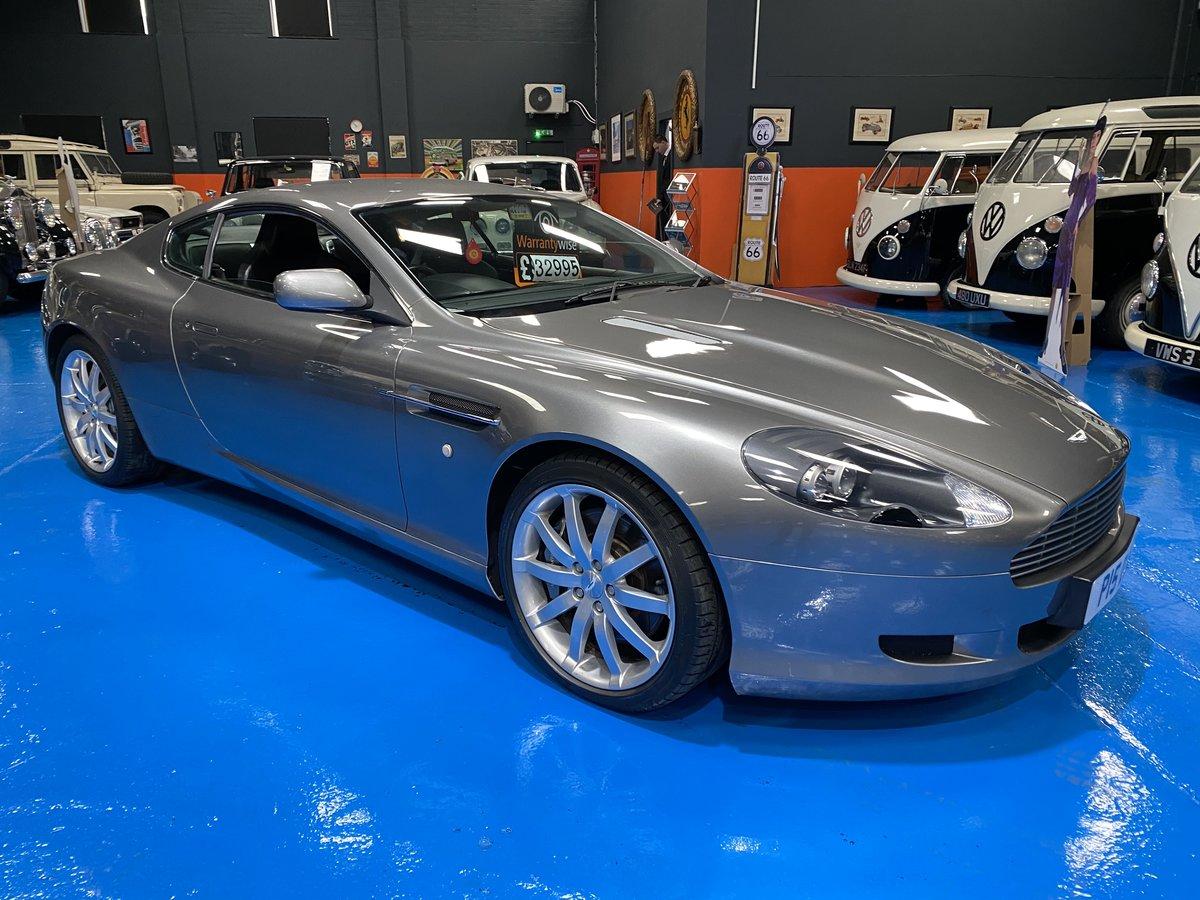 2004 Aston Martin DB9 *29000 genuine miles* For Sale (picture 1 of 6)