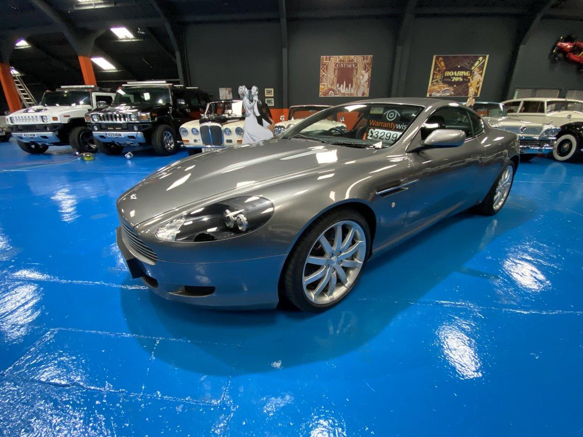 2004 Aston Martin DB9 *29000 genuine miles* For Sale (picture 2 of 6)