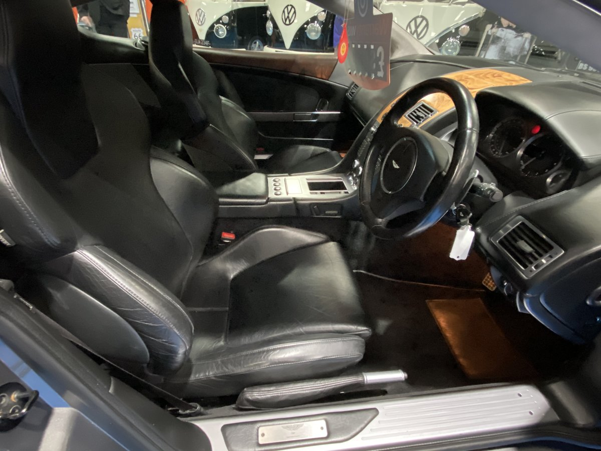 2004 Aston Martin DB9 *29000 genuine miles* For Sale (picture 4 of 6)